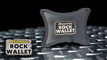 Atomic Rock Wallet™ Video